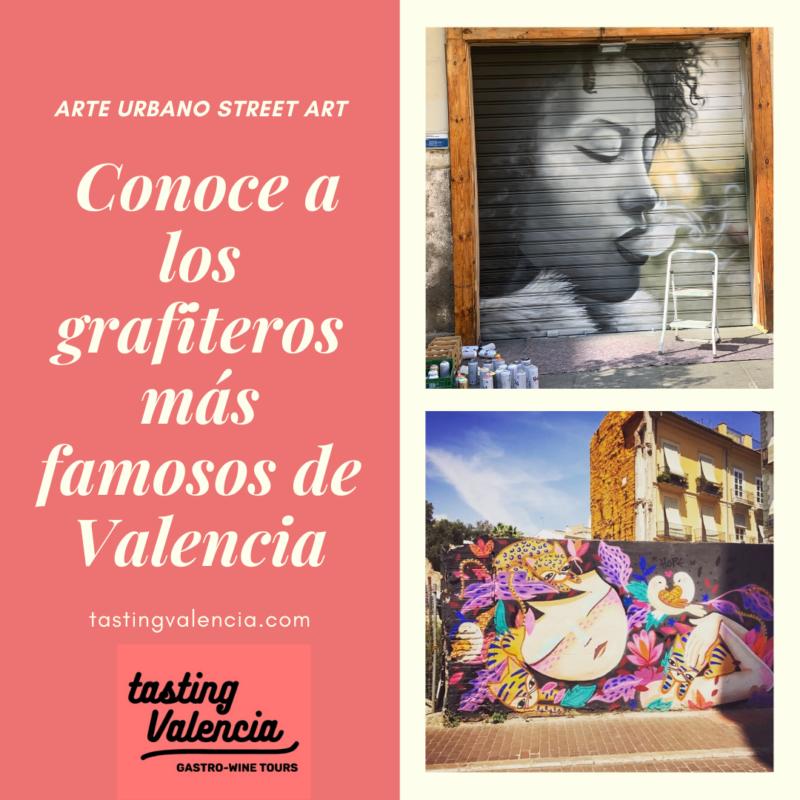 street art valencia arte urbano